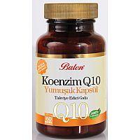 Balen Koenzim (Coenzyme) Q10 Kapsül
