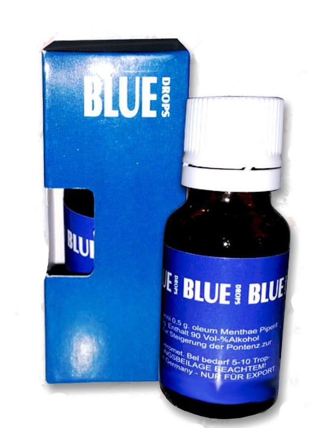 Blue Drops Bayan Uyarıcı Damla