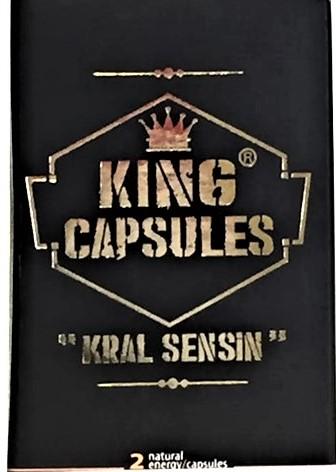 King Capsules (2 Kapsül)
