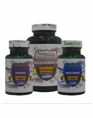 GreenStore Naquadrine-B Set