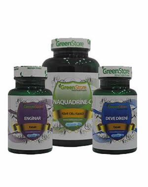 GreenStore Naquadrine-C Set