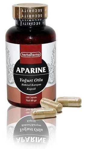 Herbalfarma Aparine (Yoğurt Otlu  Bitkisel Karışım) Kapsül