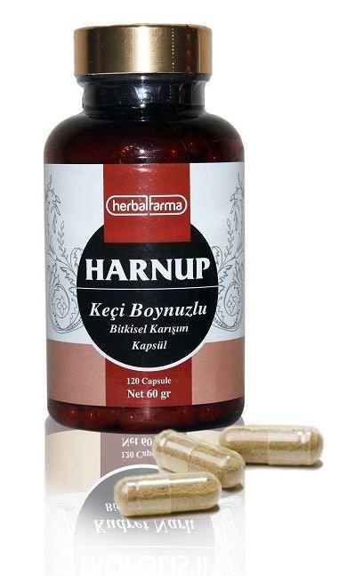 Herbalfarma Harnup (Keçi Boynuzlu Bitkisel Karışım) Kapsül