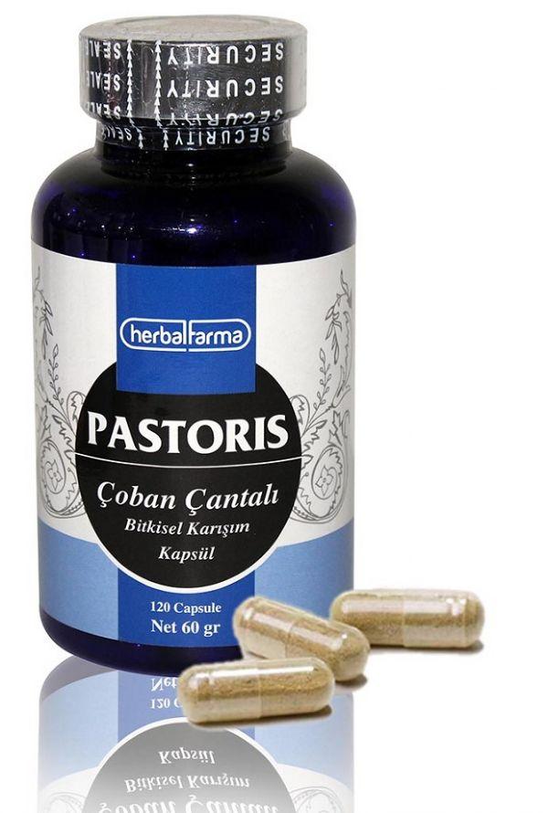 Herbalfarma Pastoris (Çoban Çantalı Bitkisel Karışım) Kapsül
