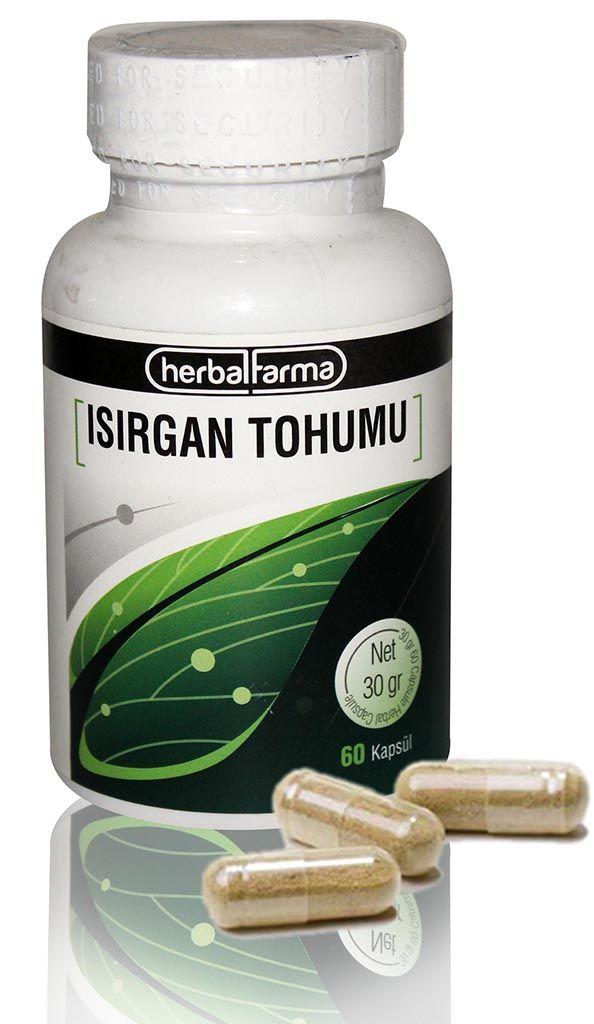 Herbalfarma Isırgan Tohumu Kapsül