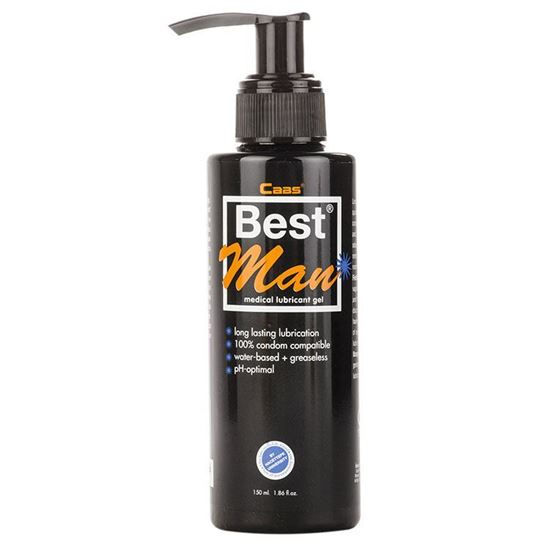 Cabs Best Man Medical Lubricant Gel