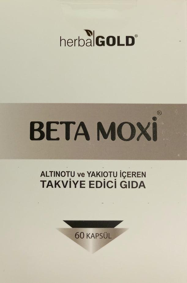 Beta Moxi Kapsül