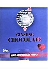 Buzzer Ginseng Chocolate