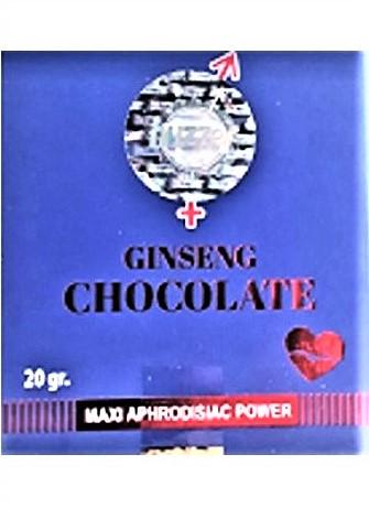 Buzzer Ginseng Chocolate