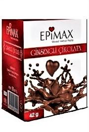 Epimax Ginsengli Çikolata