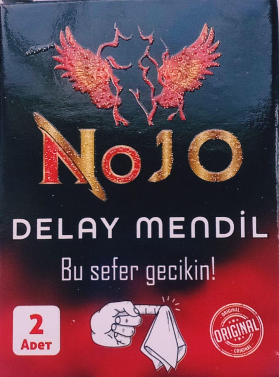 Nojo Delay Mendil