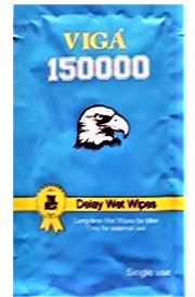 Viga 150000 Delay Wet Wipes