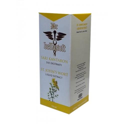 Dr. Bellasoft Sarı Kantaron Sıvı Ekstrakt