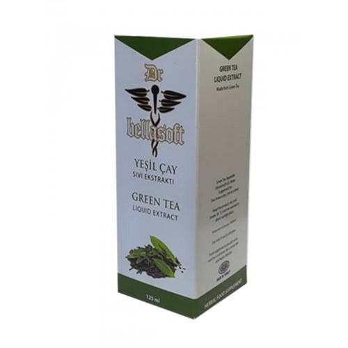 Dr. Bellasoft Yeşil Çay  Sıvı Ekstrakt