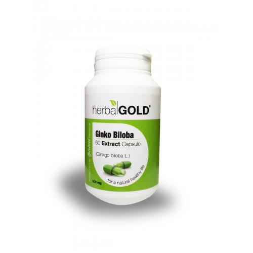 Herbalgold Ginkgo Biloba Ekstract Kapsül