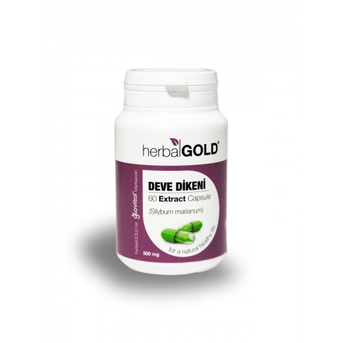 Herbalgold Deve Dikeni Ekstract Kapsül