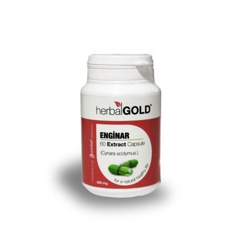 Herbalgold Enginar Ekstract Kapsül