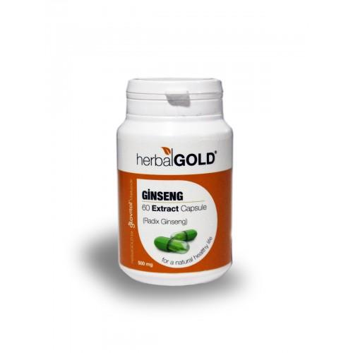 Herbalgold Ginseng Ekstract Kapsül