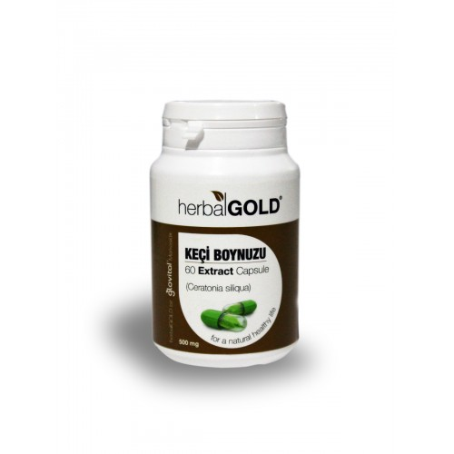 Herbalgold Keçi Boynuzu Ekstract Kapsül