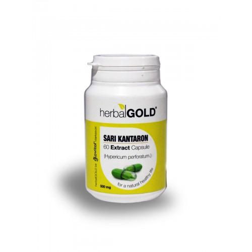 Herbalgold Sarı Kantaron Ekstract Kapsül