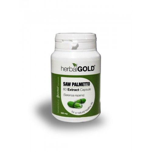 Herbalgold Saw Palmetto Ekstract Kapsül
